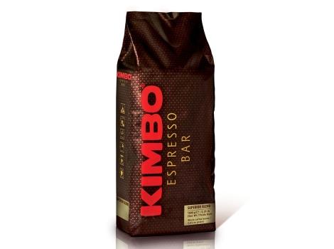 Кофе в зернах KIMBO Espresso Bar SUPERIOR BLEND