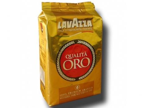 кофе в зернах lavazza qualita oro 1000 гр (1кг)