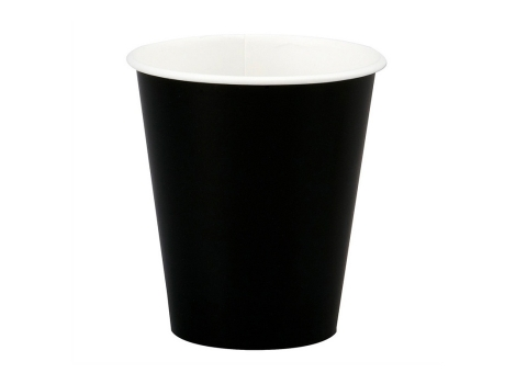 Бумажный стакан для кофе 165 мл Black (100 шт) ВЕНДИНГ Евро