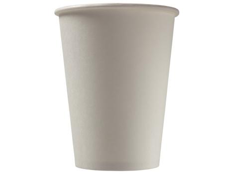 Бумажный стакан для кофе 400 мл белый (50 шт)