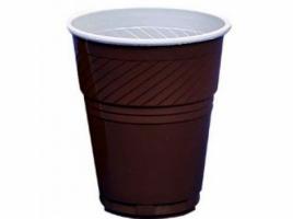 Стаканы Unit T2 для кофе автоматов 165 мл, темные (50 шт)