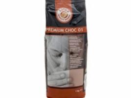 шоколад горький satro premium choc 01 для вендинга 1000 гр (1 кг)
