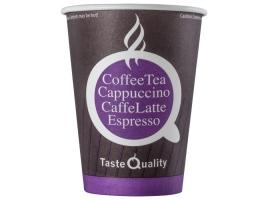 Бумажный стакан для кофе 300 мл Taste Quality (50 шт), широкий