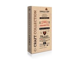 Кофейные капсулы для Nespresso, Craft вкус Amaretto
