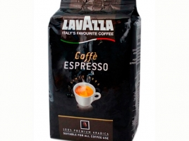 Кофе в зернах Lavazza Espresso 1000 гр (1кг)