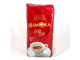 Кофе в зернах Gimoka Gran Bar 1000 гр (1кг)