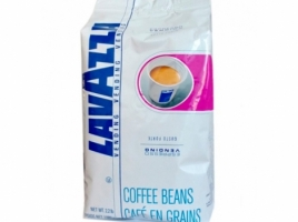 кофе в зернах lavazza gusto forte 1000 гр (1кг)