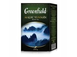 Чай черный Гринфилд Magic Yunnan (200 гр)