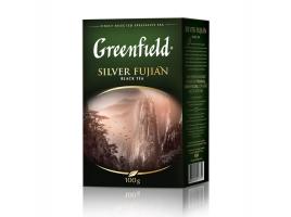 Чай черный Гринфилд Silver Fujian листовой (100 гр)