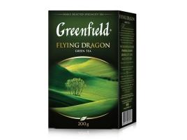 Чай зеленый Гринфилд Flying Dragon листовой (200 гр)