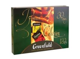 """Чайный набор Гринфилд """"Коллекция восхитительного чая"""" 120 пак"""