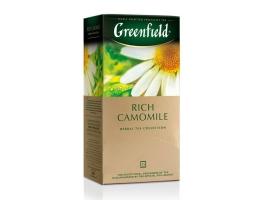 Чай Гринфилд Рич Камомайл (25 пак. х 1,5г.)