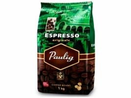 Кофе в зернах  Paulig Espresso Originale (1кг)