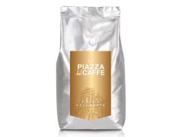 Кофе в зернах Piazza del Caffe Crema Vellutata 1000 гр.