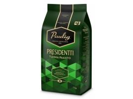 Кофе в зернах Paulig Presidentti Tumma Paahto 1 кг