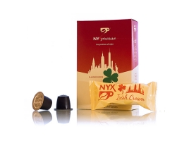 Кофейные капсулы NYXpresso, Irish Cream (10 шт)