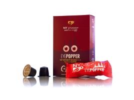 Кофейные капсулы NYXpresso, EyePopper (крепость №10++) (10 шт)