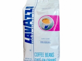 кофе в зернах lavazza gusto pieno 1000 гр (1кг)