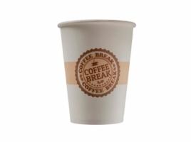 Бумажный стакан для кофе 250 мл Coffee Break (75 шт)