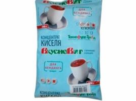 Кисель Клюква 500 гр (0,5 кг)